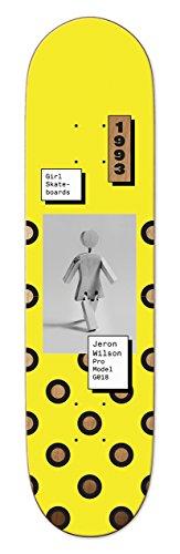 無謀大工見る人Girl Skateboard Decks – Girl Conteporary og Wil。。。