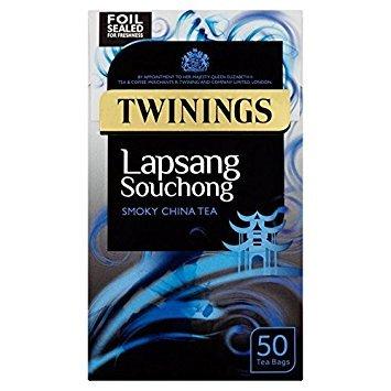 Twinings Lapsang Souchong Tea Bags (50) (Lapsang Souchong Twinings)