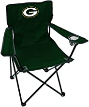 NFL Bay Packers Unisex LP0055NFL Game Day Elite Chair, Green, Adult