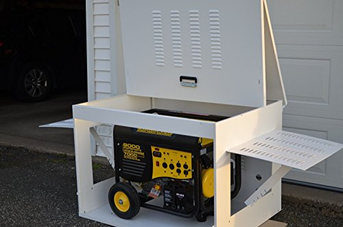 Portable Generator Enclosure (43