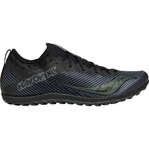 ステッチ測る人(サッカニー) Saucony メンズ 陸上 シューズ?靴 Saucony Havok XC 2 Spikeless Track and Field Shoes [並行輸入品]