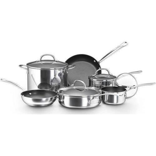 Farberware Cookware 75655 Millennium Stainless Steel Non-sti