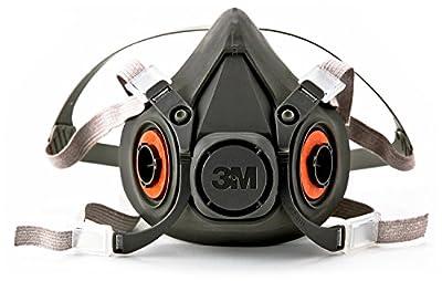 3M 6300E 1/2 Facepiece Reusable Respirator - Large