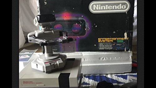 Nintendo Delux Set w ROB Robot