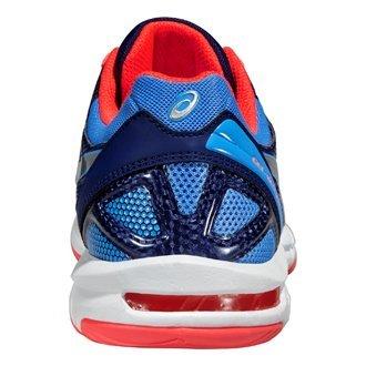 4 En Gel Women's Salle AW15 Sport Asics blue Chaussure Beyond qSEpU