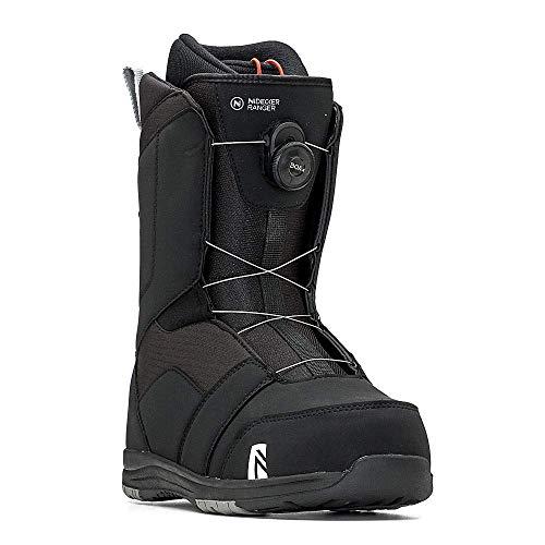 1d74ea33cad Flow Ranger Boa Snowboarding Boots 2019 – Men's Black 14 | Snowboard ...