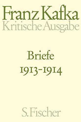 Briefe, Kritische Ausg., 5 Bde., Bd.2, 1913 - März 1914 PDF