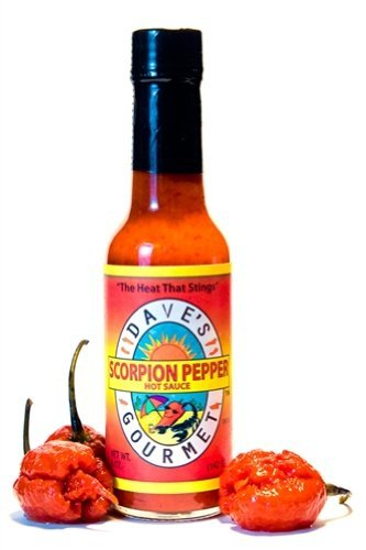 Dave's Gourmet Scorpion Pepper