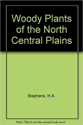 Woody Plants Of The North Central Plains Homer A Stephens
