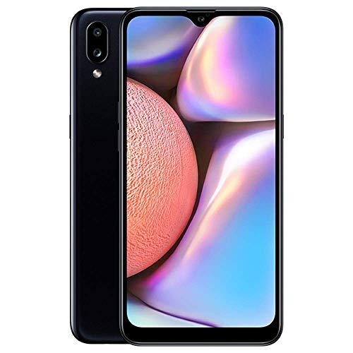 Samsung Galaxy A10s w/ 13MP Dual Camera (32GB, 2GB) 6.2″ HD Display, GSM Unlocked A107M Global 4G LTE International Model (Black, Single SIM)