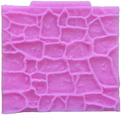 Rock Fondant Pink