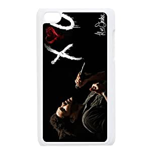 Fashion The Weeknd XO Red Heart Plastic Hard Case Cover Back Skin Protector FOR IPod Touch 4 TPUKO-Q-9A9913653