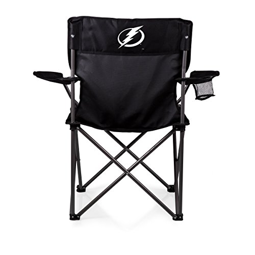 (PICNIC TIME NHL Tampa Bay Lightning PTZ Portable Folding Camp Chair)