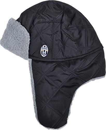 Exclusiv* Juventus Turin Mütze Winter Mütze Ski Mütze Junior EDEL