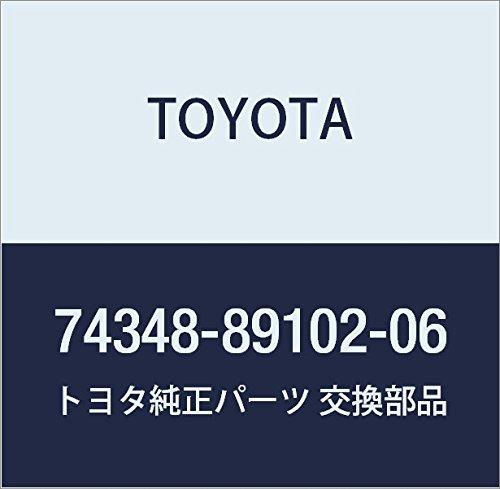 Toyota Genuine 74348-89102-06 Visor Holder