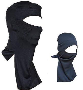 Máscara de NINJA/Hood (1 tamaño de la máscara senior ...