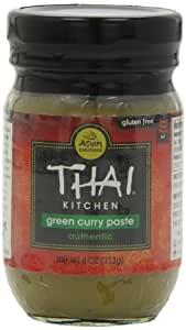 thai kitchen green curry thai kitchen green curry paste 4 ounce pack 6037