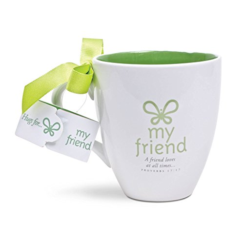 Lighthouse Christian Products Friend Ceramic
