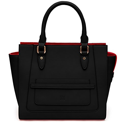 Black Designer Handbags - 4