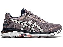 ASICS Women's GT-2000 7 Twist Shoes, 6M, Lavender Grey/Silver