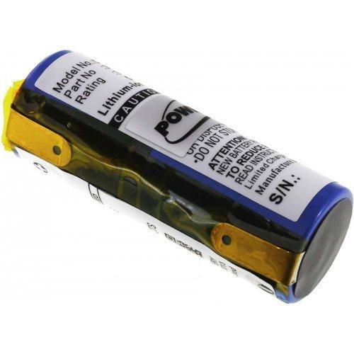Batería para Maquinilla de Afeitar Philips Norelco HQ9170 Powery 4052993633297-AL