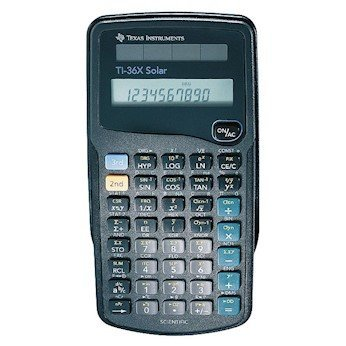 Texas Instruments TI36XPRO TI-36X Pro Scientific Calculator, 16-Digit LCD Photo #2