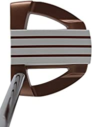 Bionik 701 Copper Golf Putter Right Handed Mallet Style with Alignment Line up Hand Tool 36 inches Tall Men