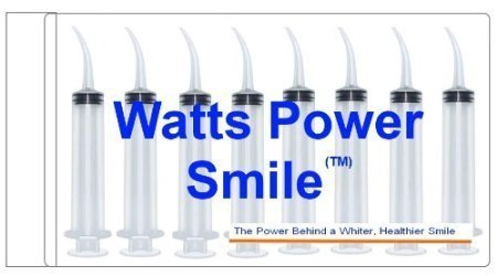 Watts 12ml Oral Irrigators - Tapered Deep Reach Tips for ...