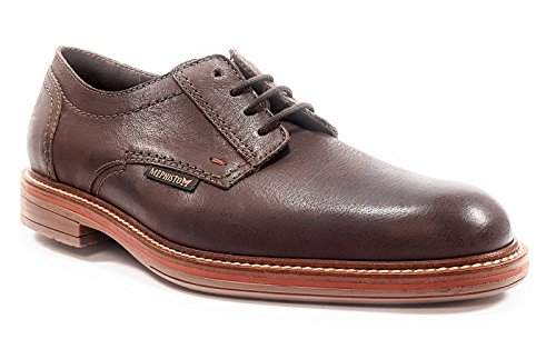 Mephisto Waino - Chaussures de Ville/Derbies - Homme - Semelle Amovible : Oui - Marron Marron