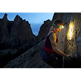 BioLite HeadLamp 330 Lumen No-Bounce Rechargeable Head Light