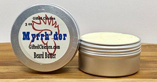 Beard Butter, Myrrh'der by Gifted Chicken