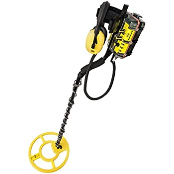 Whites Beachhunter 300 w/12 Loop Metal Detector - 800-0293-1