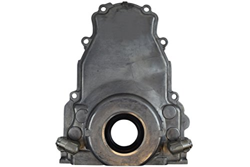 LS Gen 3 Turbo Oil Drain Return - Front Timing Chain Cover - Timing Cover Turbo