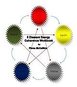 5 Element Energy Coherence Workbook (English Edition)