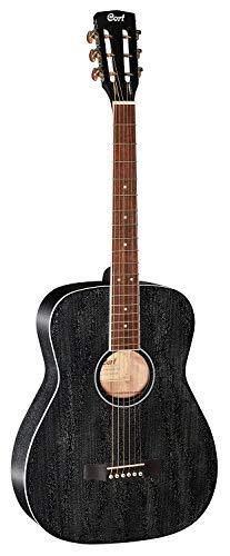 Cort-Electro-Acoustic-Guitar-AF590MF-BOP-With-Padded-Bag-Belt-Plectrums-Complete-Pack