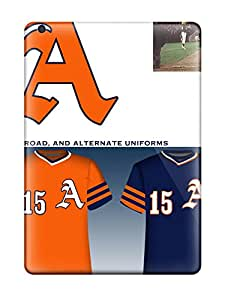 Hot 3067480K544931138 oakland athletics MLB Sports & Colleges best iPad Air cases