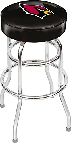 Imperial Officially Licensed NFL Furniture: Swivel Seat Bar Stool, Arizona Cardinals