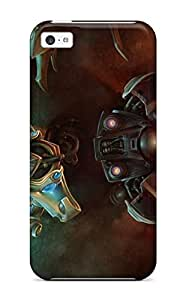 New Arrival LoNwgfE13044wKNbg Premium ipod touch4 Case(starcraft)