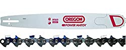 "Oregon 280rndd176 28"" Chainsaw Bar + Oregon 72lgx092g 92 Drive Link Chainsaw Chain Loop Combo"