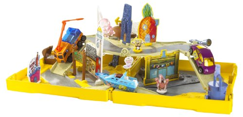 Matchbox Spongebob Squarepants Pop Up Adventure Set