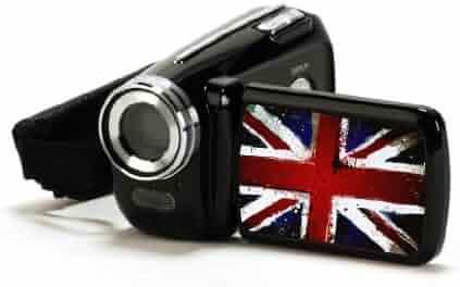 Teknofun Old UK Digital Video Camera (5 MP)