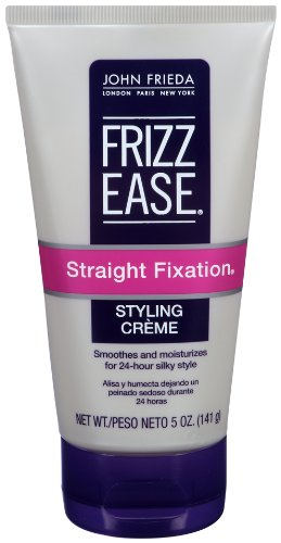 John Frieda Frizz Ease Straight Fixation Styling Styling Creme