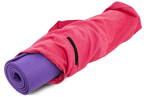 ProSource Yoga Mat Bag, Pink