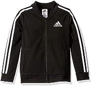 Adidas girls Tricot Bomber Jacket Warm Up Jacket