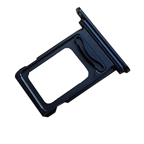 Black Eaglewireless Compatible Waterproof Sim Card Tray Slot Holder Replacement for iPhone Xs MAX 6.5