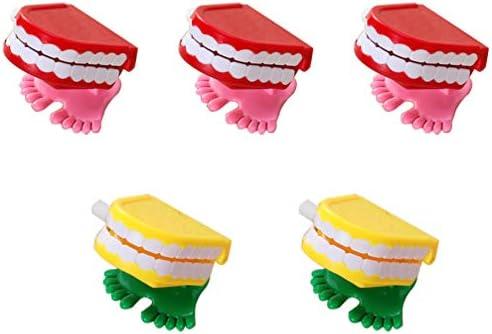 NUOBESTY 子供の誕生日パーティーの好意用品小道具ギャグギフト5ピースのおもちゃ