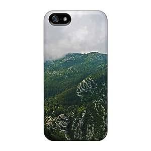 Awesome Design Beydaglari Mountain Range Landscape Hard Case Cover For Iphone 5/5s
