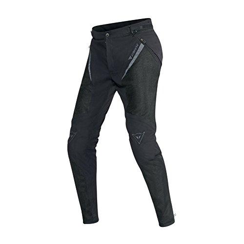 Dainese Air (Dainese Women's Drake Super Air Textile Pants (42) (BLACK/BLACK))