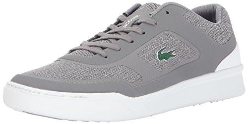 Lacoste Mens Explorer Sport 317 2 Sneaker Grigio
