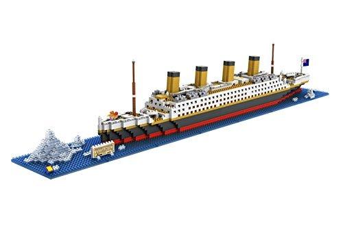 POCO DIVO RMS Titanic Micro Block Building Set (1860 pcs)